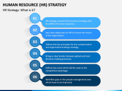 Human Resource (HR) Strategy PPT Slide 3