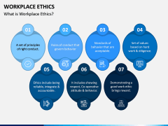 Workplace Ethics PPT Slide 2