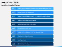 Job Satisfaction PPT Slide 10