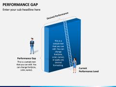 Performance Gap PPT Slide 1