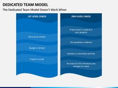 Dedicated Team Model PPT Slide 6