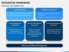 Integrative Framework PPT Slide 4