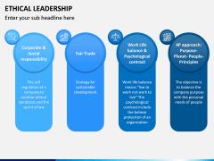 Ethical Leadership PPT Slide 6