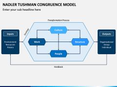 Tushman Congruence Model PPT Slide 4