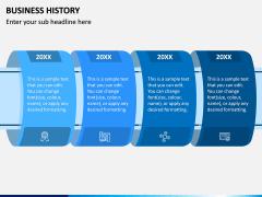 Business History PPT Slide 3