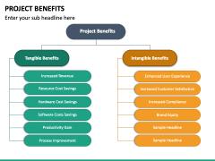 Project Benefits PPT Slide 2