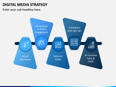 Digital Media Strategy PPT Slide 8