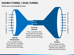 Double (Dual) Funnel PPT Slide 5