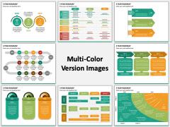 3 Year Roadmap Multicolor Combined