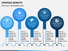 Strategic Benefits PPT Slide 5