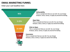Email Marketing Funnel PPT Slide 6