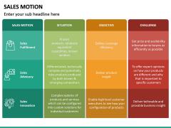Sales Motion PPT Slide 17