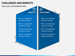 Challenges and Benefits PPT Slide 8