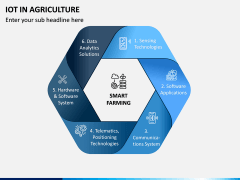 IoT in Agriculture PPT Slide 3