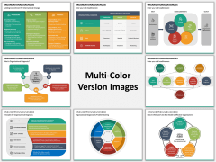 Organizational Diagnosis Multicolor Combined