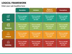 Logical Framework PPT Slide 2
