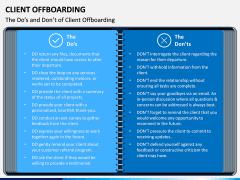 Client Offboarding PPT Slide 5
