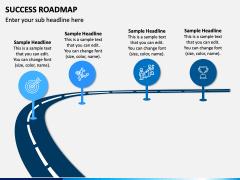 Success Roadmap PPT Slide 3