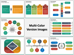 Microfinance PPT Multicolor Combined