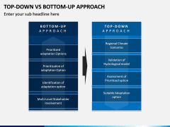 Top Down Vs Bottom Up PPT Slide 4