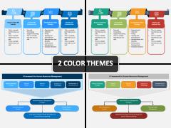 Human Resources Framework PPT Cover Slide