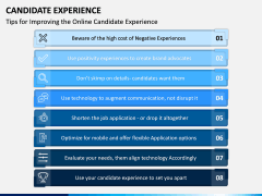 Candidate Experience PPT Slide 6