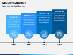 Industry Evolution PPT Slide 2