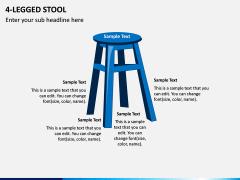 4 Legged Stool PPT Slide 1
