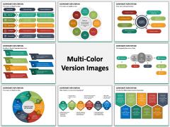 Corporate Reputation Multicolor Combined