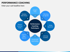 Performance Coaching PPT Slide 1
