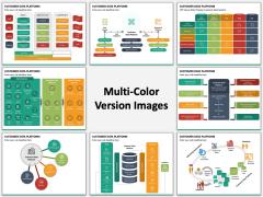 Customer Data Platform Multicolor Combined