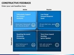 Constructive Feedback PPT Slide 8