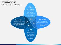Key Functions PPT Slide 6