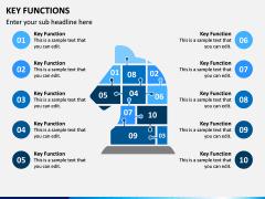 Key Functions PPT Slide 4
