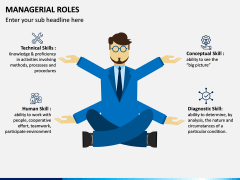 Managerial Roles PPT Slide 1