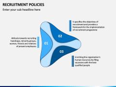Recruitment Policies PPT Slide 3