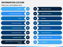 Information Culture PPT Slide 5