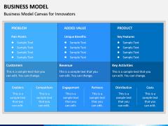 Business Model PPT Slide 2