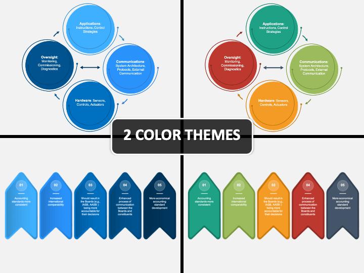 Conceptual Framework PPT Cover Slide