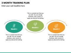 3 Month Training Plan PPT Slide 6