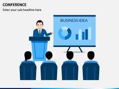 Conference PPT Slide 2