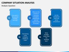 Company Situation Analysis PPT Slide 7