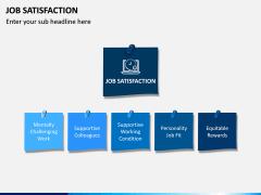 Job Satisfaction PPT Slide 4