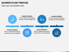 Business Plan Timeline PPT Slide 3