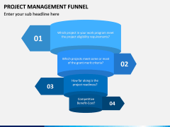 Project Management Funnel PPT Slide 6