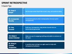 Sprint Retrospective PPT Slide 8