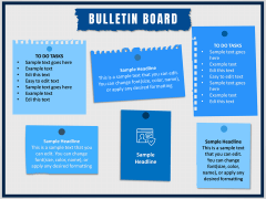 Bulletin Board PPT Slide 2