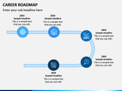 Career Roadmap PPT Slide 7
