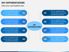 Key Differentiators PPT Slide 10