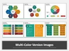 Agile SDLC Multicolor Combined